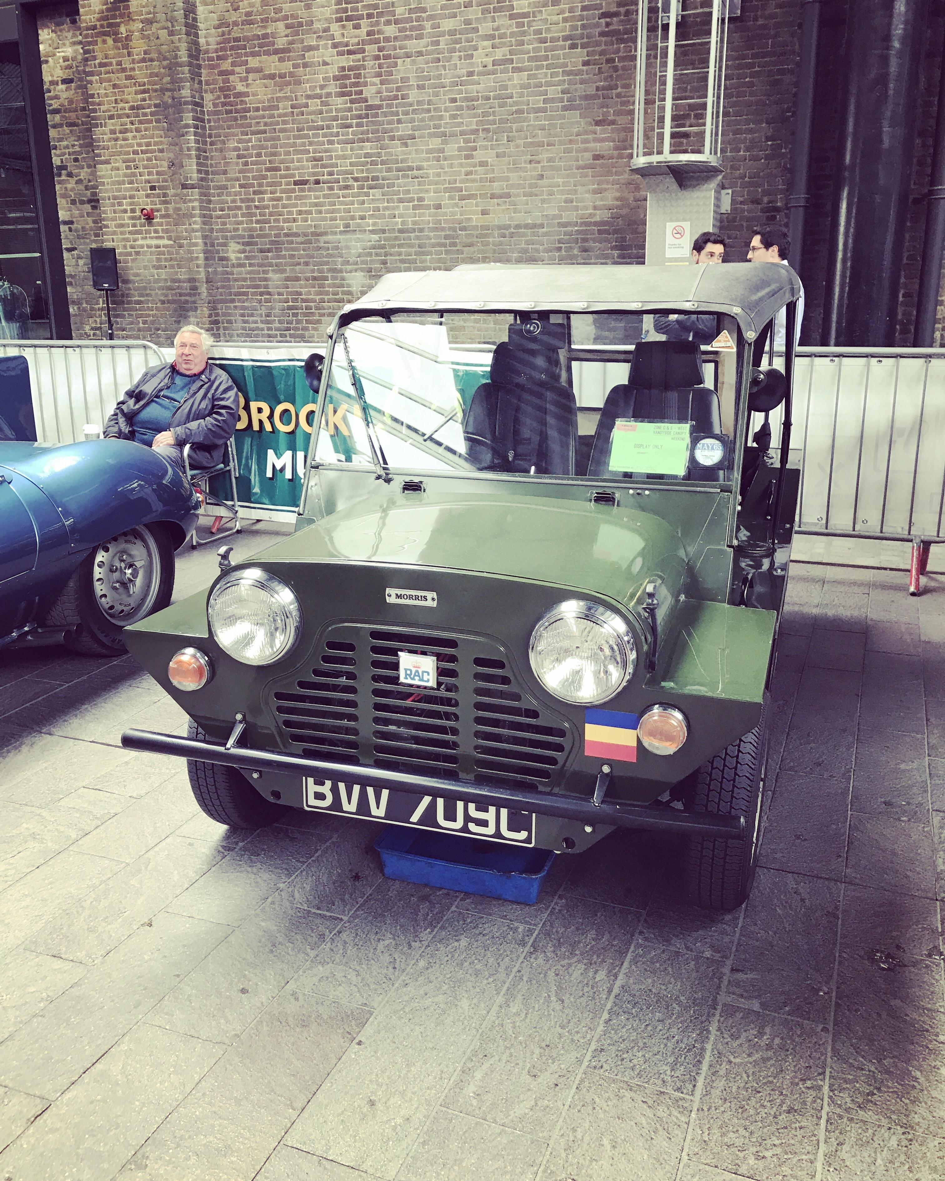The Classic Car Boot Sale | twist & turn